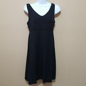 Athleta Santorini empire waist tank dress S soft